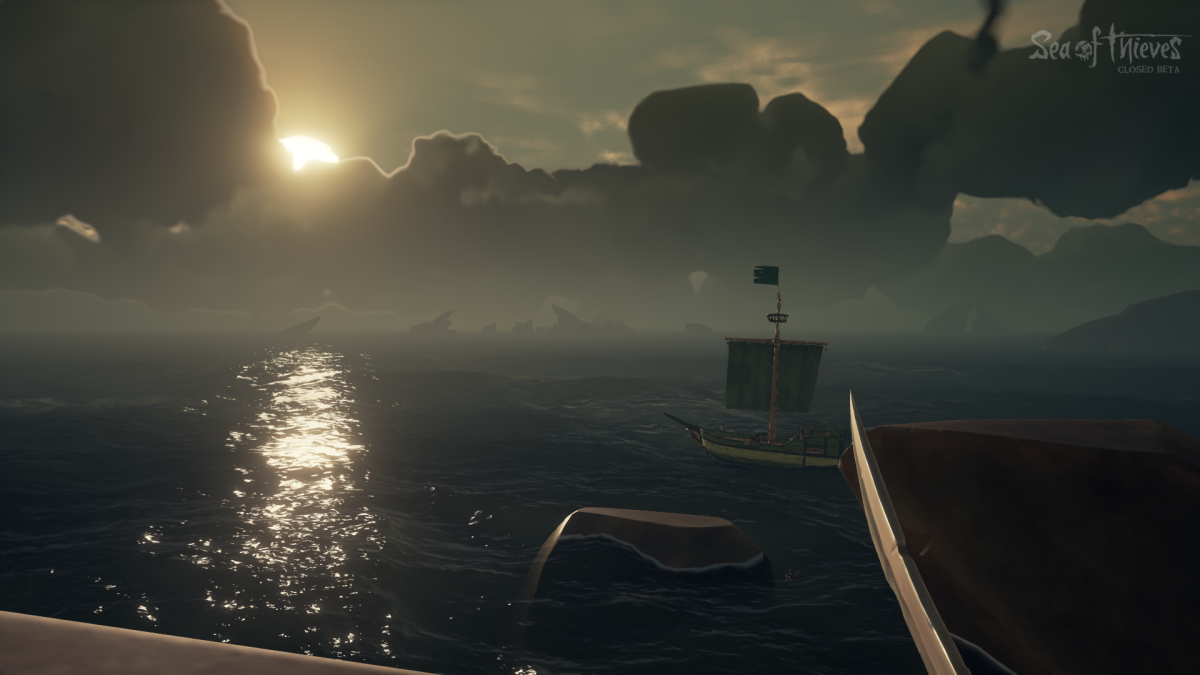 Impressionen aus der Closed Beta von Sea of Thieves