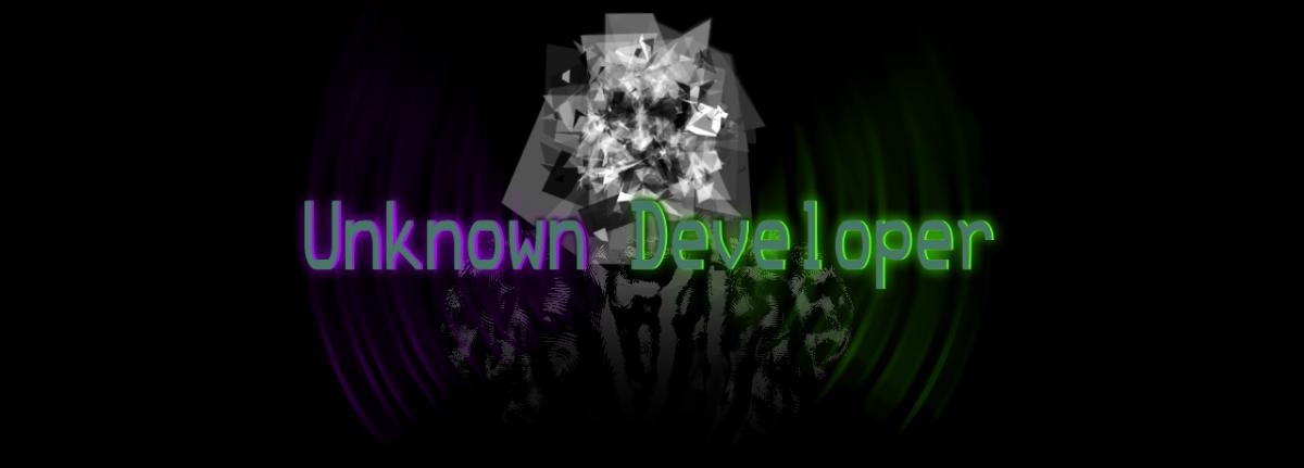 Das Mysterium des Unknown Developer – Eine Online-Community aufSchnitzeljagd